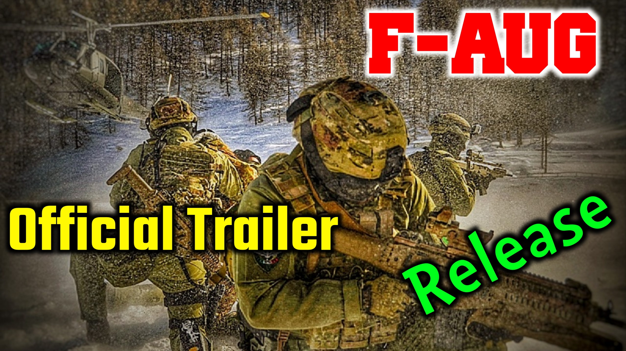 FAU-G Official Trailer And Official Release Date Of F-AUG..